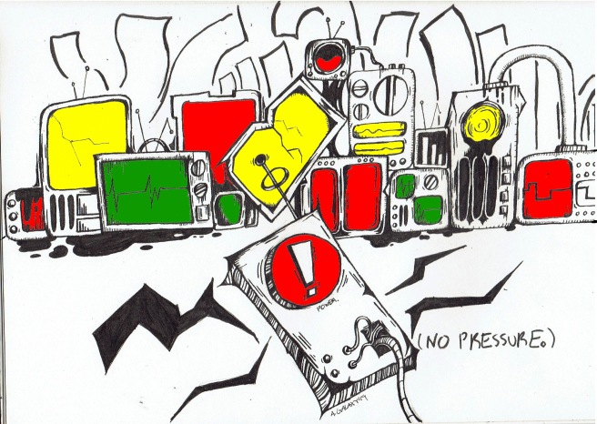 NoPressure_Colour - Shiann Nias